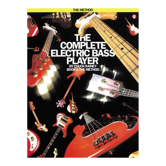 Hal Leonard The Complete Electric Bass Player - Book 1 by Chuck Rainey