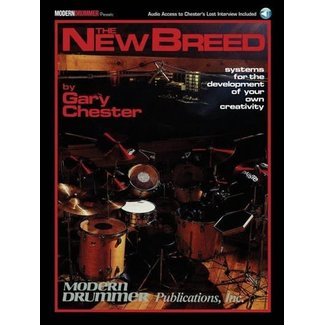 Hal Leonard The New Breed - with CD by Gary Chester