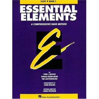 Hal Leonard Essential Elements - Flute Book 1