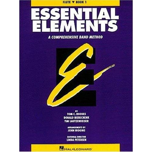 Hal Leonard Essential Elements - Flute Book 1
