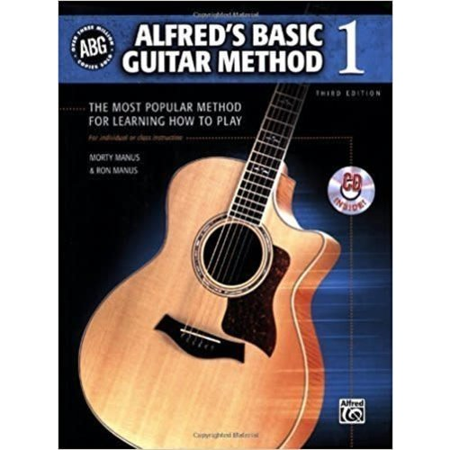 Alfred's Basic Guitar Method 1 (3rd Edition)