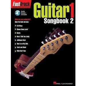 Hal Leonard FastTrack Guitar 1 Songbook 2