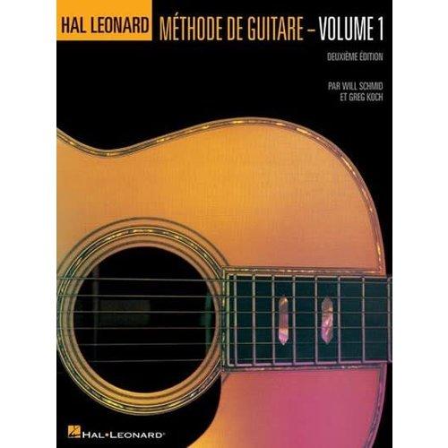 Hal Leonard Hal Leonard Méthode de guitare Volume 1