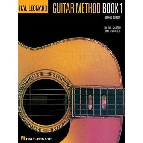 Hal Leonard Hal Leonard Guitar Method Book 1