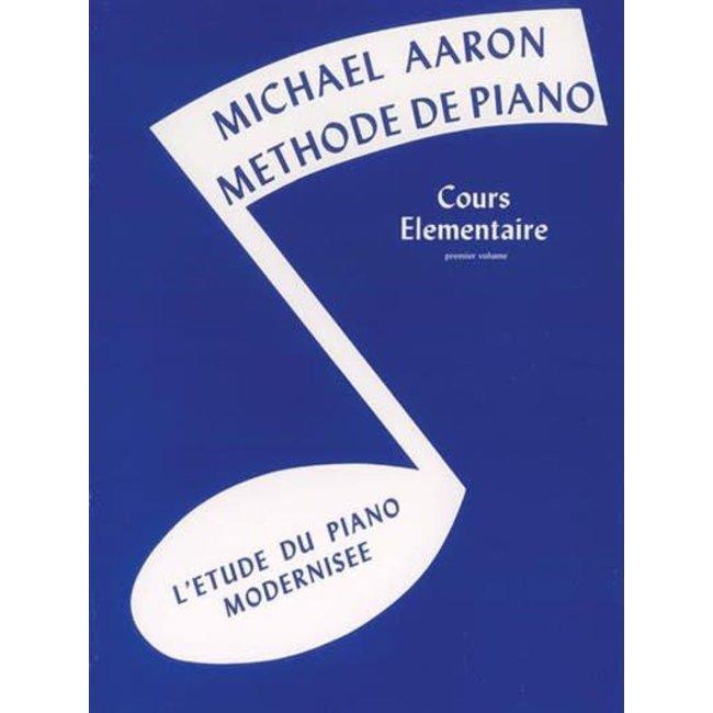 Michael Aaron Méthode de Piano Elementaire 1