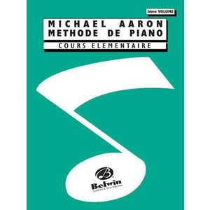 Michael Aaron Méthode de Piano 3e volume