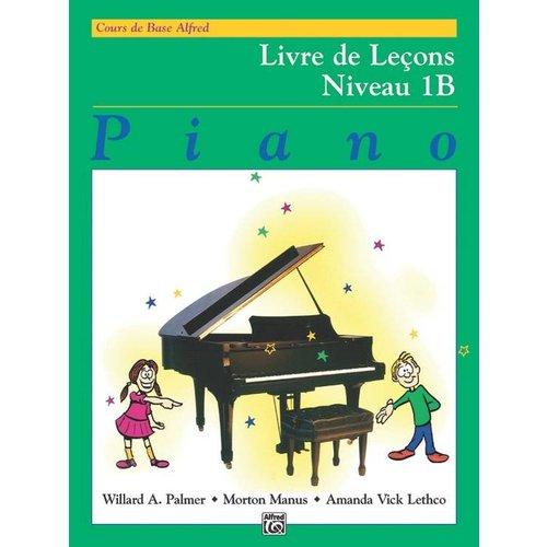 Alfred Piano Livre de leçons Niveau 1B