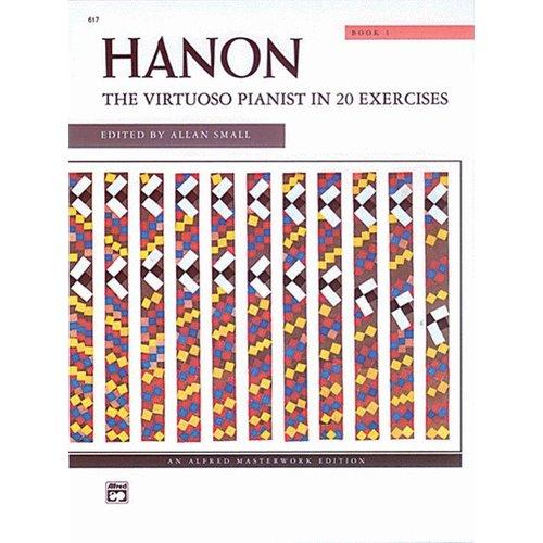 Hanon the Virtuoso Pianist in 20 exercises