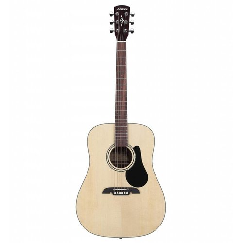 Alvarez Regent 26 Series Dreadnought, Natural Gloss Finish