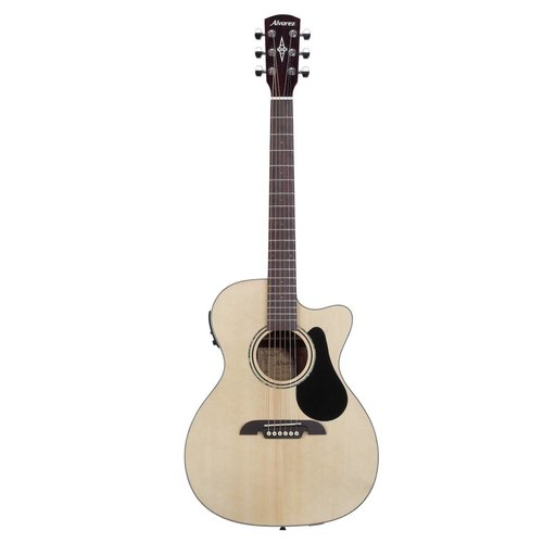 Alvarez Regent 27 Series Folk Electric Natural Finish