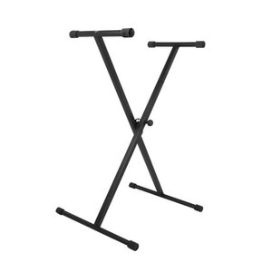On-Stage Stands KS7190 Single X Keyboard Stand -90lbs