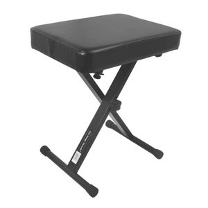 On-Stage Stands X-Style Bench -Three Position -300lbs