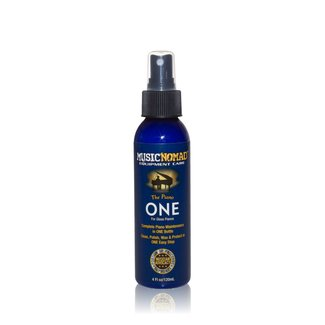 Music Nomad PIANO-ONE All-in-one Cleaner/Polish/Wax for Gloss Pianos