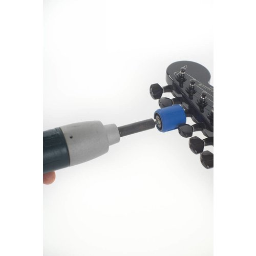 Music Nomad GRIP-BIT Peg Winder Attachment for Power Drill