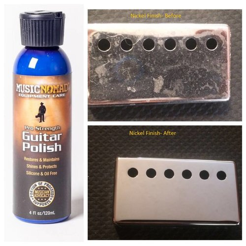 Music Nomad GUITAR-POLISH Pro Strength Guitar Polish