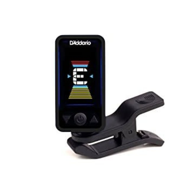 Eclipse Clip-On Headstock Tuner - Black