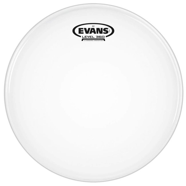 "Evans 10"" Coated Head Genera G1"