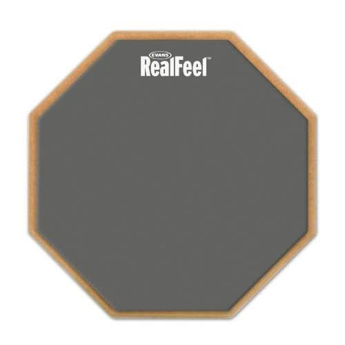 """Evans RF12G - 12"""" RealFeel Speed Pad Practice Pad"""