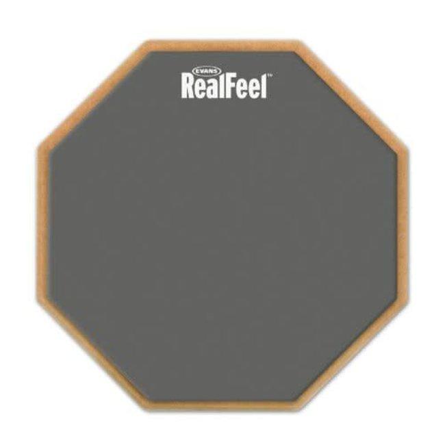 """Evans 12"""" RealFeel Speed Pad Practice Pad"""
