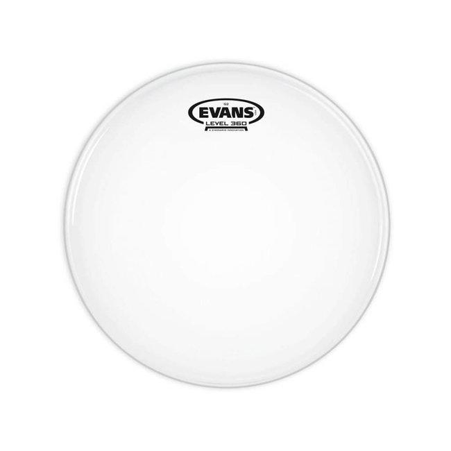 """Evans 13"""" Drum Head G2 Coated"""