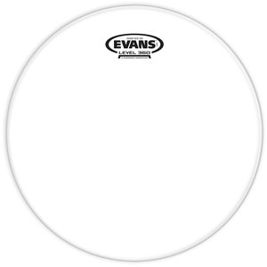 "Evans S13H20 - 13"" Hazy 200 Snare Bottom Head Clear"