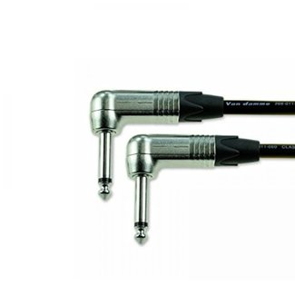 Digiflex NGG-20 20' NK1/6 Instrument Cable /w Right Angle Connectors
