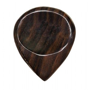 Timber Tones GRV-AFE Groove Tones African Ebony Guitar Pick