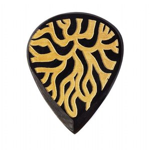 Timber Tones TRIB-ANE Tribal Tones Anemone Guitar Pick