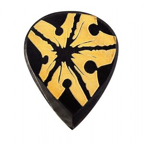 Timber Tones TRIB-STA Tribal Tones Starfish Guitar Pick