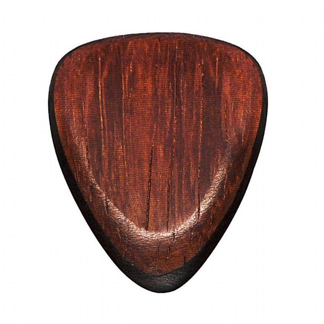 Timber Tones Tri Tones Padauk & African Ebony Guitar Pick