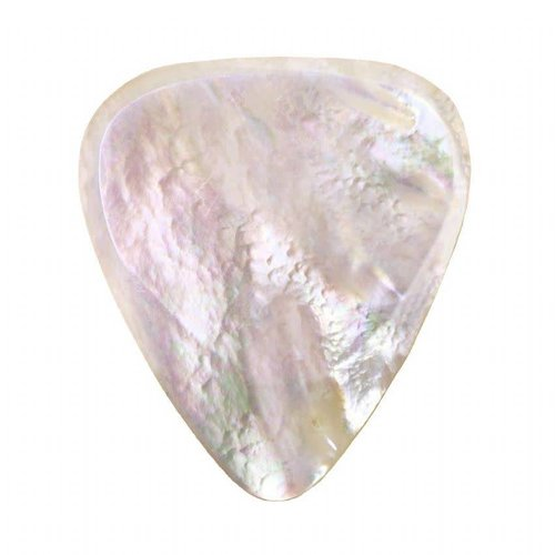 Timber Tones SHE-GOMOP Shell Tones Gold Mother-of-Pearl Guitar Pick