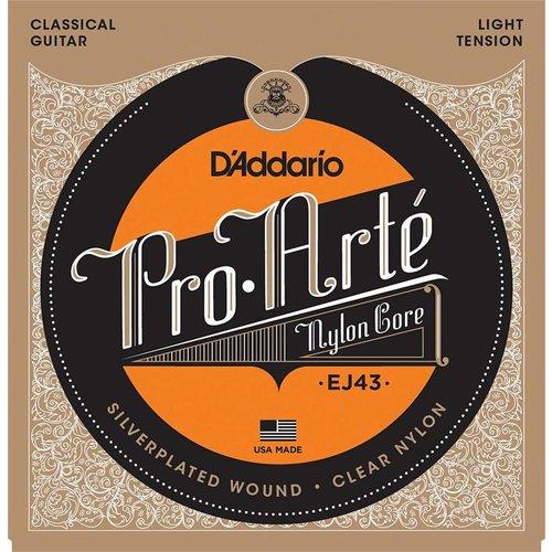 D'Addario Pro-Arte Nylon Classical Guitar Strings Light Tension