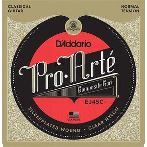 D'Addario EJ45 - Pro-Arte Nylon Classical Guitar Strings Normal Tension