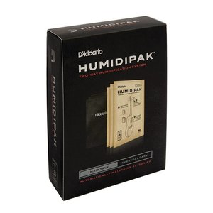 D'Addario PW-HPK-01 Humidipak Automatic Humidity Control System (For Guitar)
