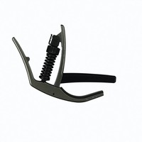 PW-CP-10 NS Artist Capo Black For Electric & Acoustic Guitars