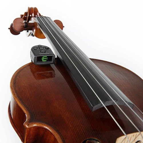 D'Addario NS Micro Clamp-On Violin Tuner