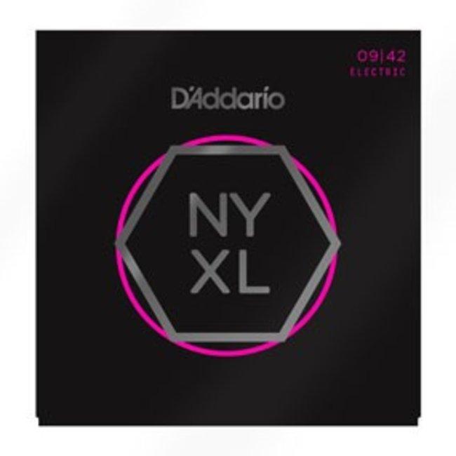 NYXL Nickel Wound Super Light 09-42