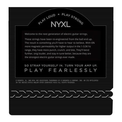 D'Addario NYXL Nickel Wound Balanced Tension 10-46