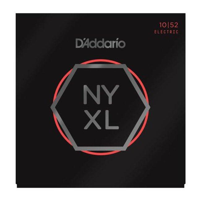 NYXL Nickel Wound Electric Guitar Strings Light Top / Heavy Bottom 10-52