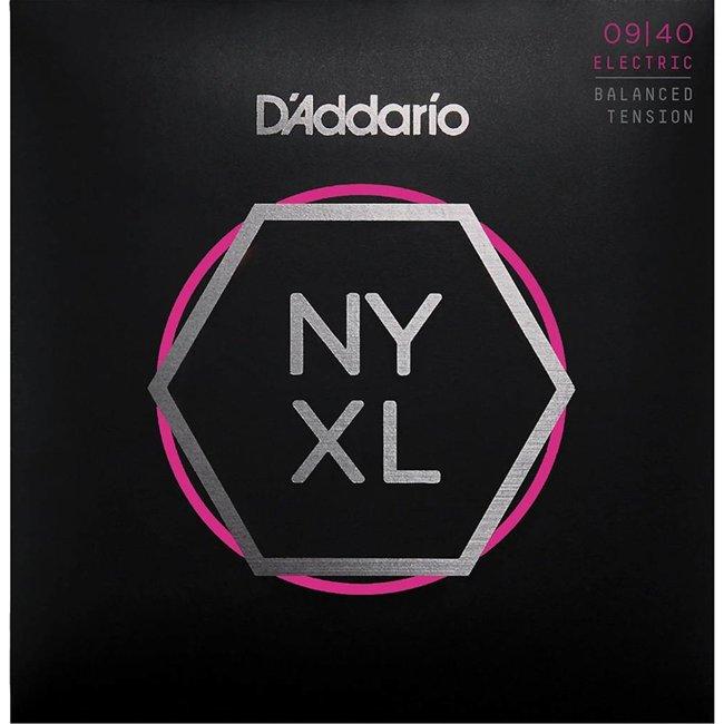 NYXL Nickel Wound Balanced Tension Super Light 09-40