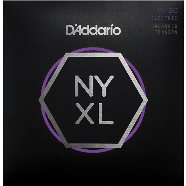 NYXL1150BT - NYXL Nickel Wound Electric Guitar Strings  Balanced Tension 11-50
