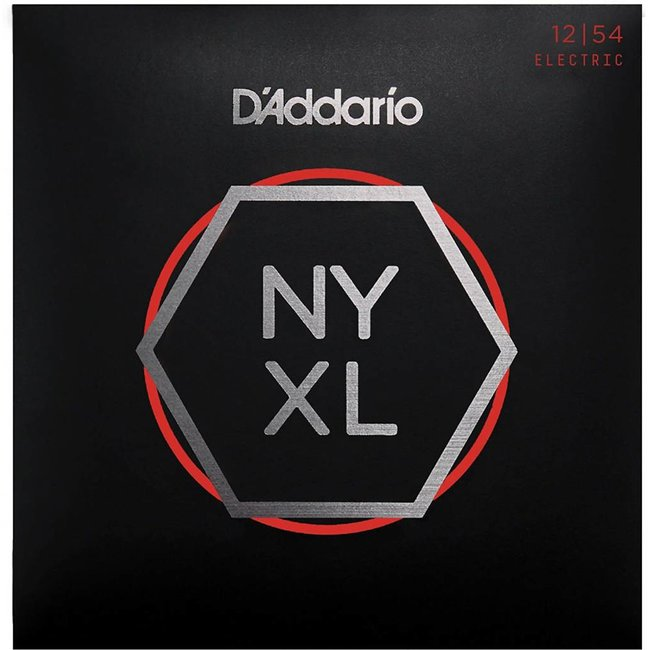 NYXL Nickel Wound Electric Guitar Strings Heavy 12-54