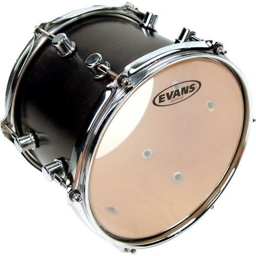Evans 16 inch Head G1 Single Ply Clear