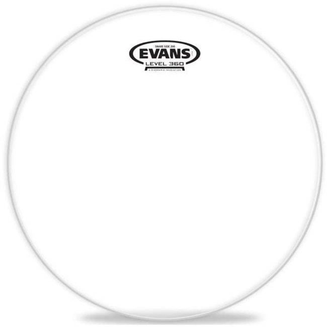 """Evans 14"""" Hazy 200 Snare Bottom Head"""
