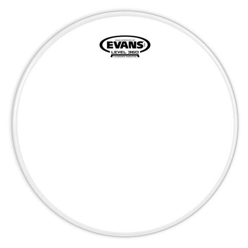 "Evans Evans 14"" Power Center Reverse Dot"