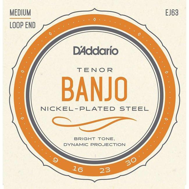 Nickel Tenor Banjo Strings 9-30