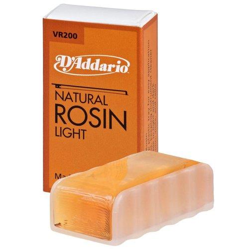 D'Addario VR200 - Natural Rosin Light