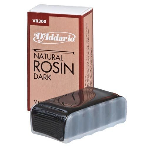 D'Addario Natural Rosin Dark