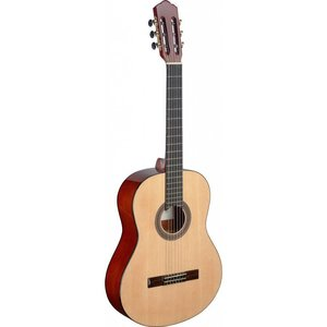 Angel Lopez Mencia series 3/4 classical guitar with solid spruce top