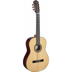 Angel Lopez Cereza series classical guitar with solid spruce top